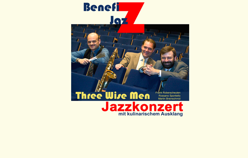 Benefiz-Jazz
